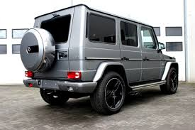 mercedes g class all black mercedes g 63 amg options schraven exclusive