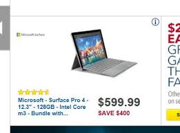 best buy black friday deals store microsoft surface 2016 black friday deals