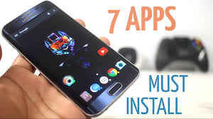 must android apps 7 new android apps you must install