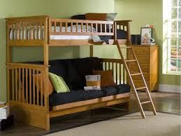 Futon Bunk Bed With Mattress Futon Bunk Bed With Mattress Included Mahogany Roof Fence