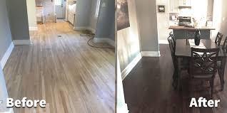 class hardwood floor refinishing in fort worth