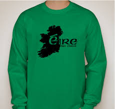 éire mo chroí custom ink fundraising
