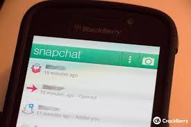 snapchat update apk snapchat for blackberry 10 social media apps updates