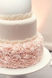 wedding cake roses glamorous blush wedding ideas to inspire blush weddings wedding