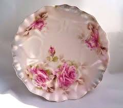 rs prussia bowl roses beautiful roses hearts rs prussia bowl with iridescent satin