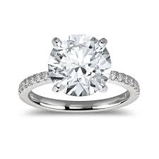 big diamond engagement rings large diamond engagement rings brides