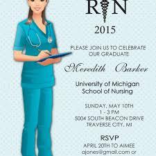 Graduation Invitation Cards Designs Nursing Graduation Invitations Dancemomsinfo Com