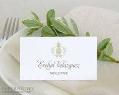 printed katherine calligraphy wedding place cards tented place