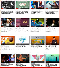 excellent ted ed math talks for students educational technology