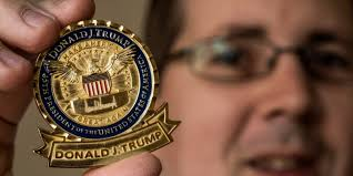 Challenge Official Official Presidential Challenge Coin Has Been Made