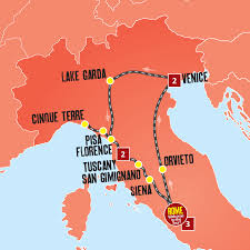 Map Of Florence Italy Europe 8 Day Italy Tour U2013 Italian Coach Tours Expat Explore Travel