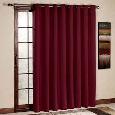 Curtains At Ross Stores by Amazon Com Rhf Wide Thermal Blackout Patio Door Curtain Panel