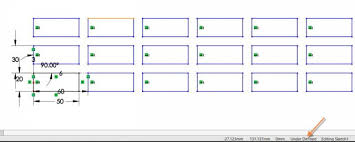 edit sketch pattern in solidworks why is my solidworks sketch pattern under defined il tuttofare