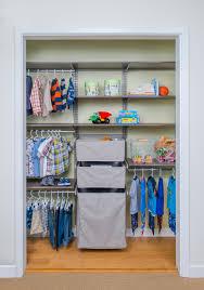 organized living kids closets and storage
