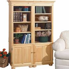 Unpainted Furniture Near Me Amazon Com Bookcase Unfinished Pine Wentworth Kit 65