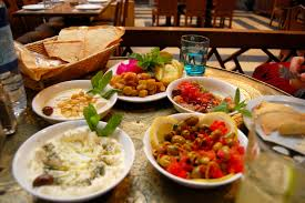 file traditional lunch dinner damascus syria jpg wikimedia commons