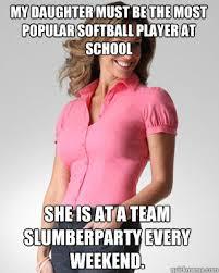 Slumber Party Meme - oblivious suburban mom memes quickmeme