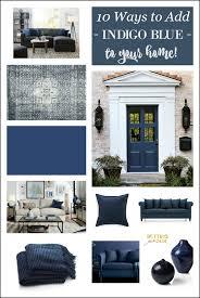 excellent inspiration ideas home decor color palettes indigo blue