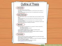 How to Write a Master     s Thesis  with Pictures    wikiHow wikiHow