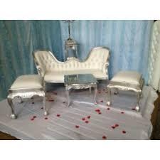 location canapé mariage canapé de mariage à louer en location de meubles