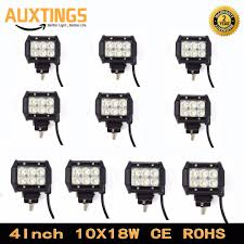 10 Watt Led Light Bar by Online Get Cheap 110v Led Work Lights Aliexpress Com Alibaba Group