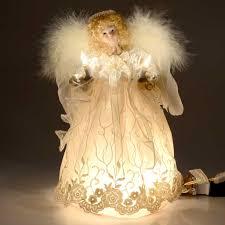 light up angel christmas tree topper free vintage christmas