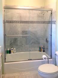 Bathroom Shower Doors Ideas Frosted Glass Doors Interior Frameless Concertina Doors Bathroom