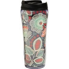 vera bradley home decor vera bradley travel mug nomadic floral shop by pattern