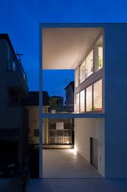 Compact House Little House With A Big Terrace By Takuro Yamamoto Architects