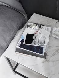 ikea hack diy wingback rocking chair ikea decora stil inspiration diy ikea vittsjö bedside table with marble top