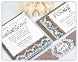burlap wedding invitations top 10 burlap wedding invitations elegantweddinginvites