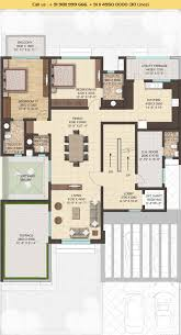 floor plan sobha international phase 2