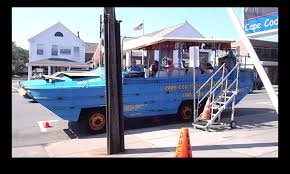 duck tour in hyannis cape cod youtube