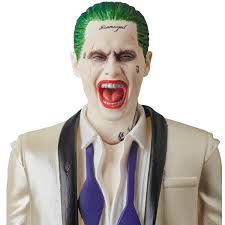 amazon com medicom squad the joker suit version maf ex