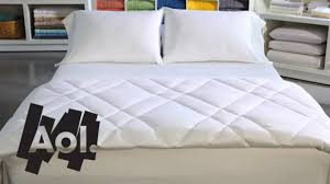 The Proper Way To Make A Bed How To Make The Most Comfortable Bed Martha Stewart Youtube