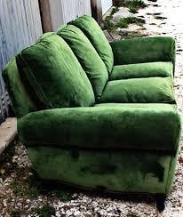 canap velours vert canapé vintage velours vert émeraude tissu vert vintage