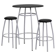 Bar Table And Stool Set Flash Furniture 30 In Round Bar Height Table And Stool Set