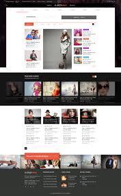 supermag magazine newspaper blog u0026 builder psd template by