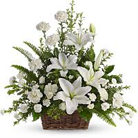 meanings of traditional funeral sympathy flowers teleflora