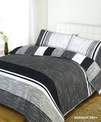duvet covers grey duvet covers king size grey and white duvet