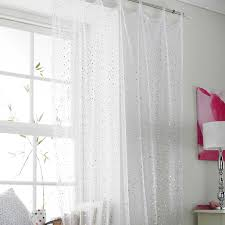 Curtains For Windows Fantastic Voile Popsical White Curtains For Windows Treatment
