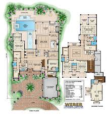 contemporary west indies house plan villa veletta house plan 2