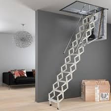 scale retrattili per soffitte scale retrattili elettrica misure retraibili scala a botola