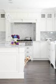 Marble Subway Tile Kitchen Backsplash 36 Best Backsplash Outlets Images On Pinterest Home