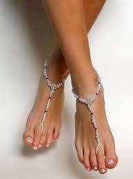 starfish barefoot sandals rhinestone starfish foot jewelry wedding starfish barefoot sandal