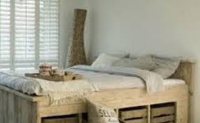 bedroom makeover diy pallets bed wallpaper frames hometalk