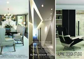 alpine design studio home