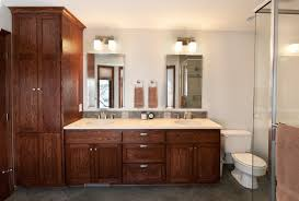 Free Standing Bathroom Sink Cabinets by Installing Freestanding Bathroom Vanities Luxury Bathroom Design