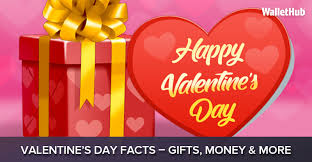 valentine s 2018 valentine s day facts gifts money more wallethub