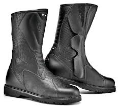 discount motorcycle riding boots sidi tour air boots revzilla